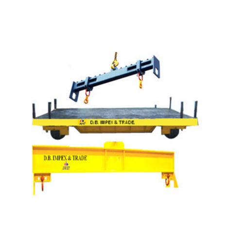 Electric Operated Transfer Trolley & Lifting Beams