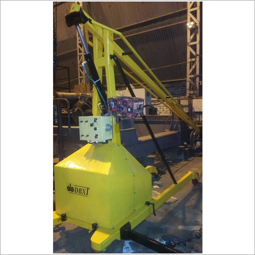 Remote Controlled Hot Metal Collection Equipment